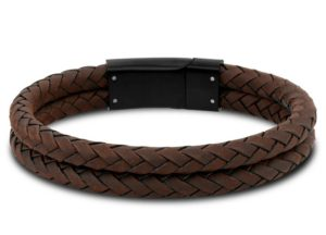 mens brown leather